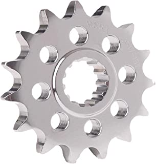 product image for Vortex 3370-15 Silver 15-Tooth 520-Pitch Front Sprocket