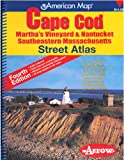 Cape Cod Street Atlas, , 1557512124