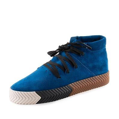 adidas Mens Alexander Wang Aw Skate Mid Blue Size  11 UK  Amazon.co ... 788267e69