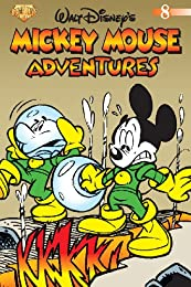 Mickey Mouse Adventures Volume 8 (Mickey Mouse Adventures (Graphic Novels))