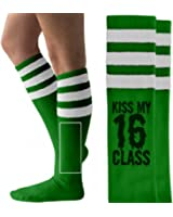 Kiss My 2016 Senior Class: American Apparel Knee-High Socks