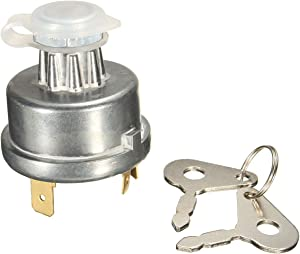Universal Tractor Ignition Switch Starter W/2 keys For Case IH David Brown Landini Leyland for Marshall Massey Ferguson Nuffield