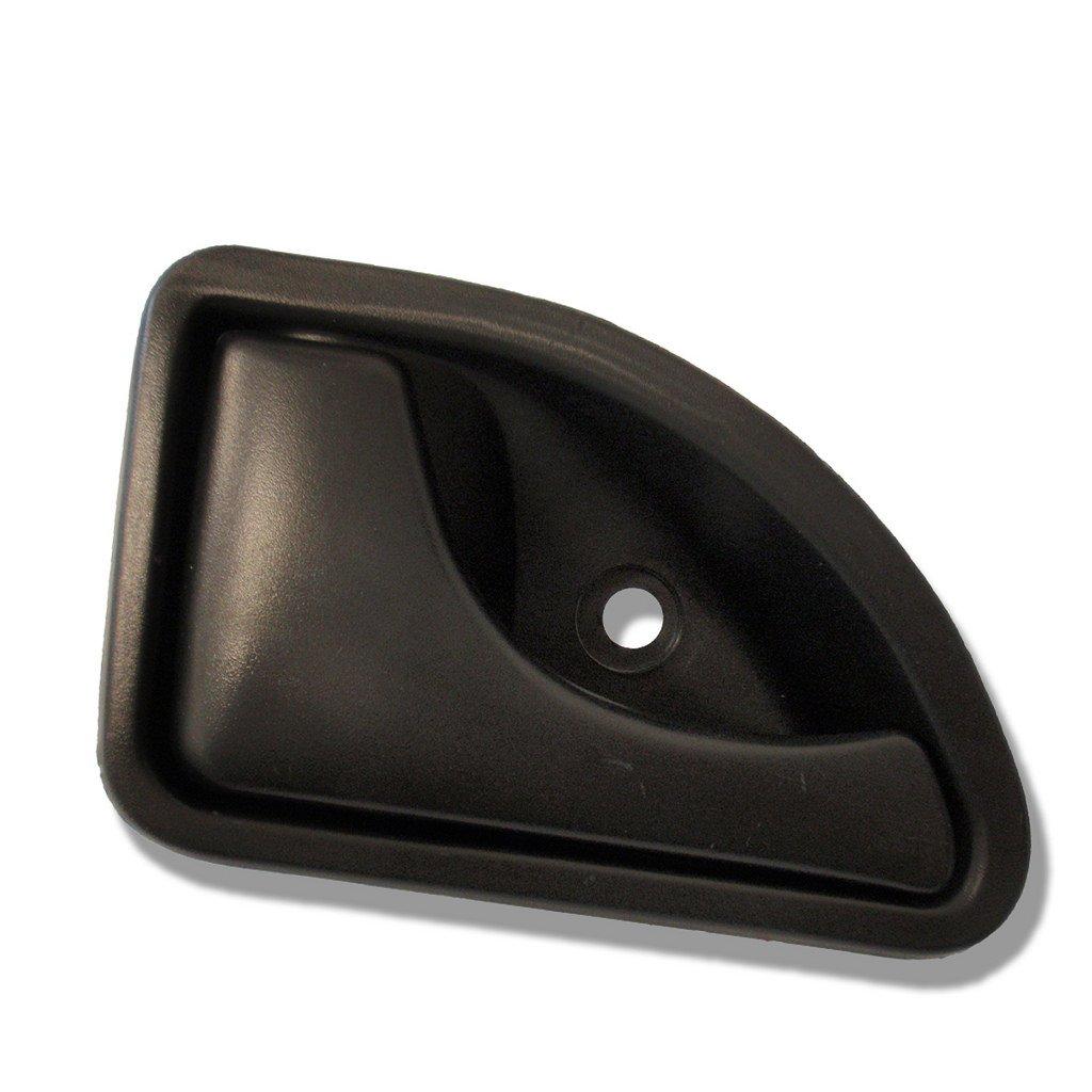 Poign/ée de porte int/érieur avant gauche neuve noire pour Twingo Kangoo