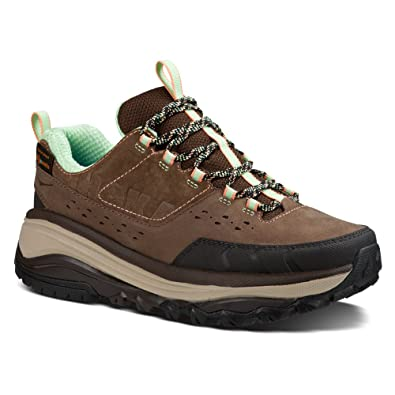 Hoka Tor Summit WP Womens Walking Shoes AW16 7 Brown