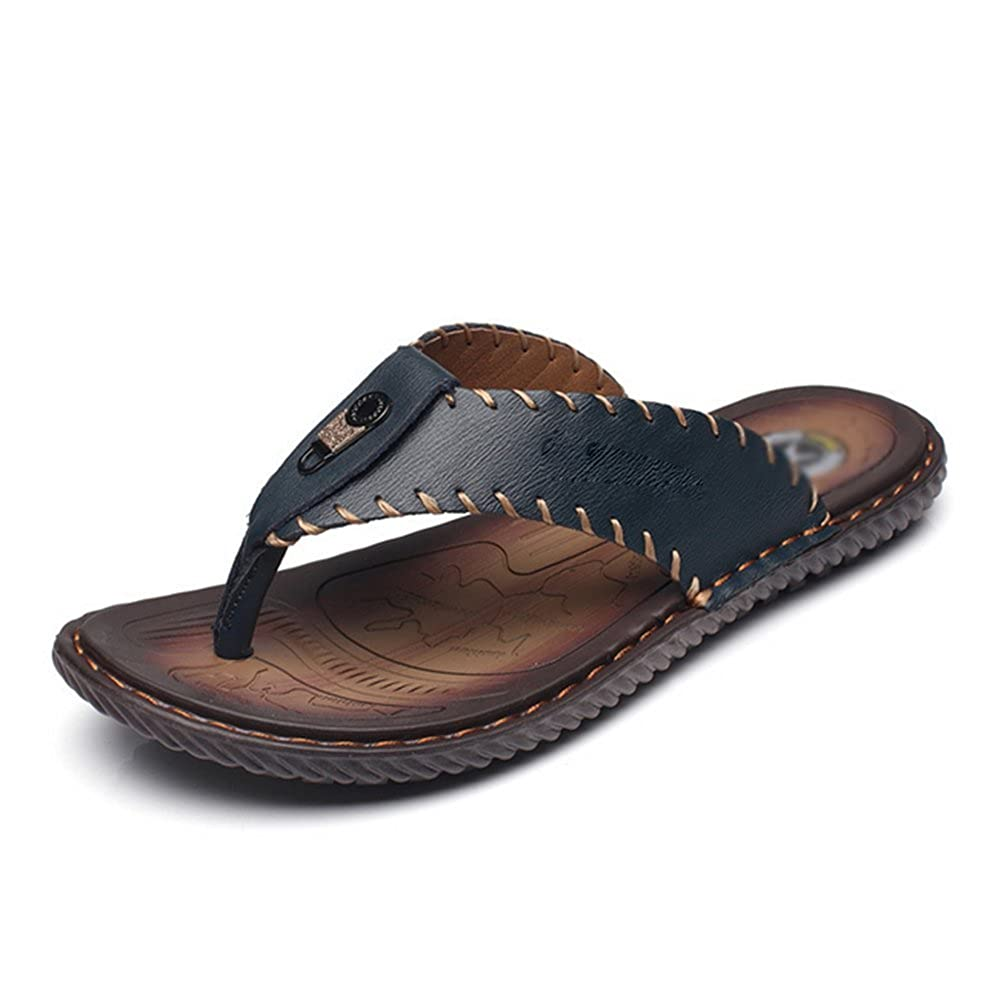 Mens Summer Sandals,Stylish Casual Beach Slippers