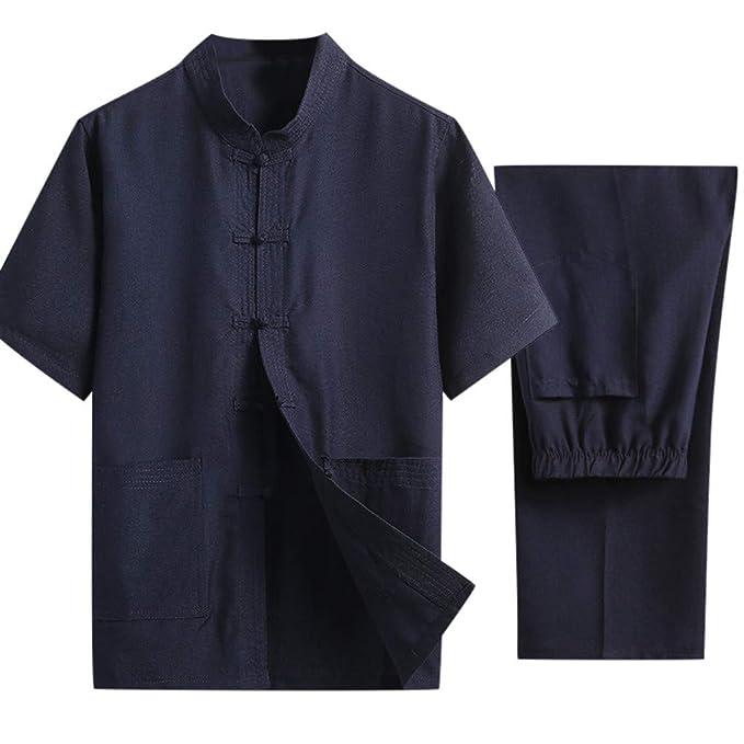 Amazon.com: Masun - Conjunto de camisa y pantalones cortos ...