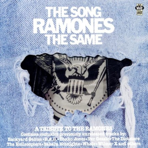 Song Ramones the Same by White Jazz