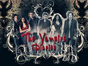 Vampire Diaries Personalized Edible Image Cake Topper Frosting Sheet