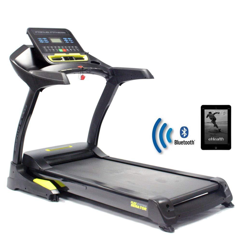 Focus Cinta de Correr Fitness Senator IPLUS - 3 PS 22 km/h ...