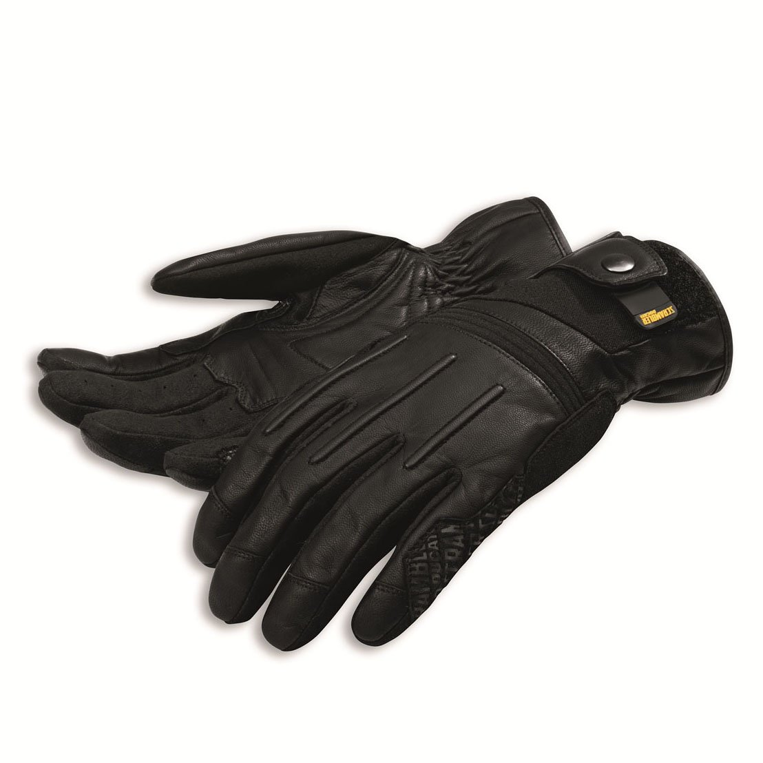 Ducati Scrambler Streetmaster Gloves - Black Medium