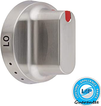 Appliancemate DG64-00347B Dial Knob Compatible With Samsung Range Oven