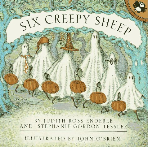Six Creepy Sheep (Picture