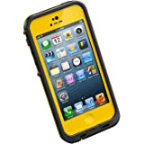 LifeProof FRE iPhone 5 Waterproof Case - Retail Packaging - YELLOW/BLACK (Discontinued by Manufacturer)
