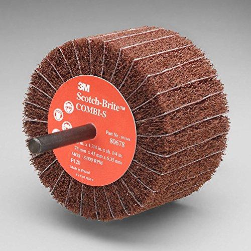 3MTM Scotch-BriteTM Combi-S Wheel 80801 3