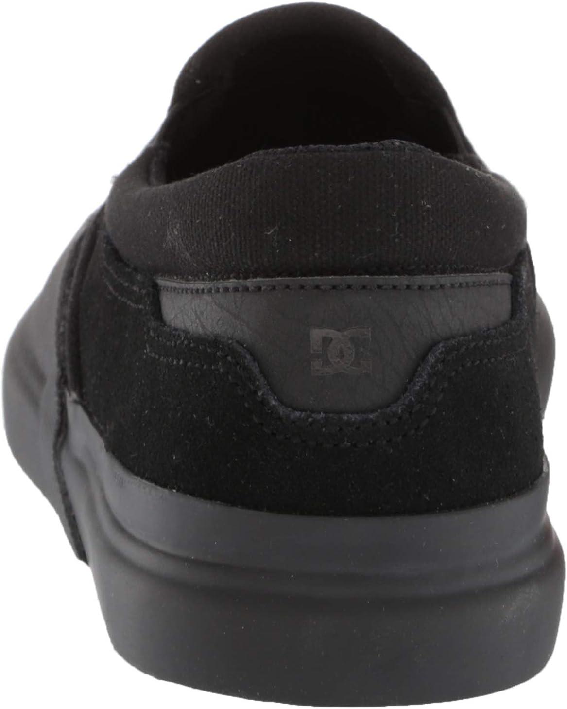 DC Mens Infinite Slip-on Skateboard Skate Shoe Skate Shoe