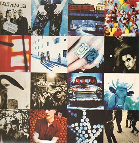 Achtung Baby : U2: Amazon.es: Música