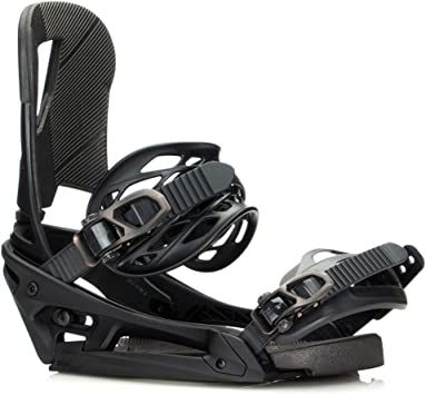 Amazon.com: Burton Cartel EST Snowboard Bindings Mens ...