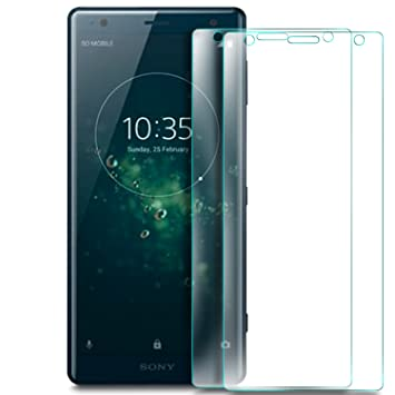 Yocktec Cristal Templado para Sony Xperia 1 2019, Protector de ...