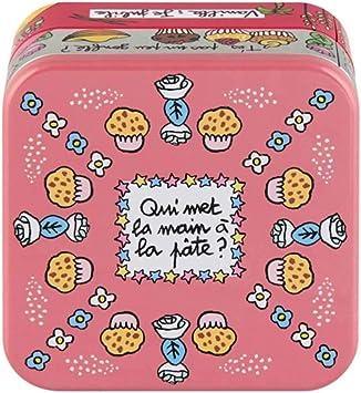 Derrière la porte - Caja para azúcar (apilable): Amazon.es: Juguetes y juegos