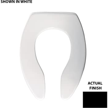 Amazon Com Bemis 1655ssct047 Elongated Toilet Seat Open