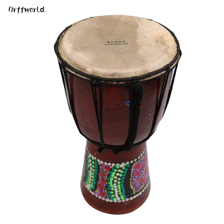 FairytaleMM Orff Mundo Djembe El batería de percusión 6