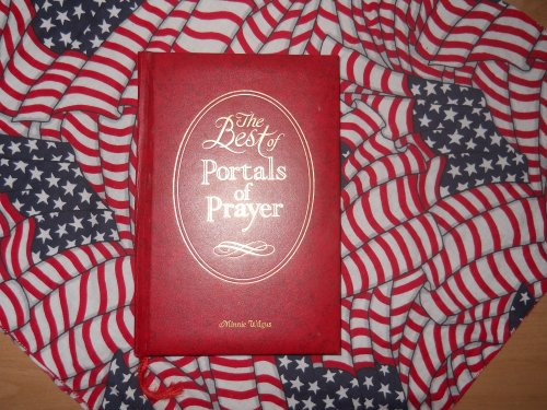 BEST OF PORTALS OF PRAYER By Rudolph F. Norden - Hardcover Excellent Condition  - $13.75