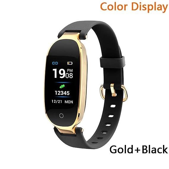 Amazon.com: S3 Plus Smart Watch Color Screen Waterproof ...