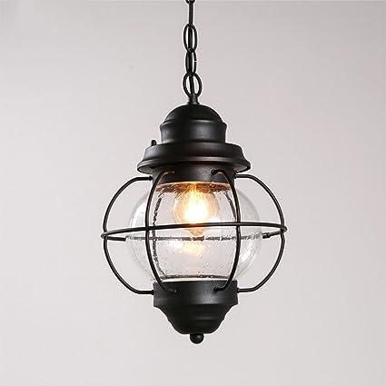STAGE LIGHTING Estilo Europeo Retro Lámpara Nostálgica Tienda de Ropa de Hierro Colgante Luces Personalizadas Restaurante