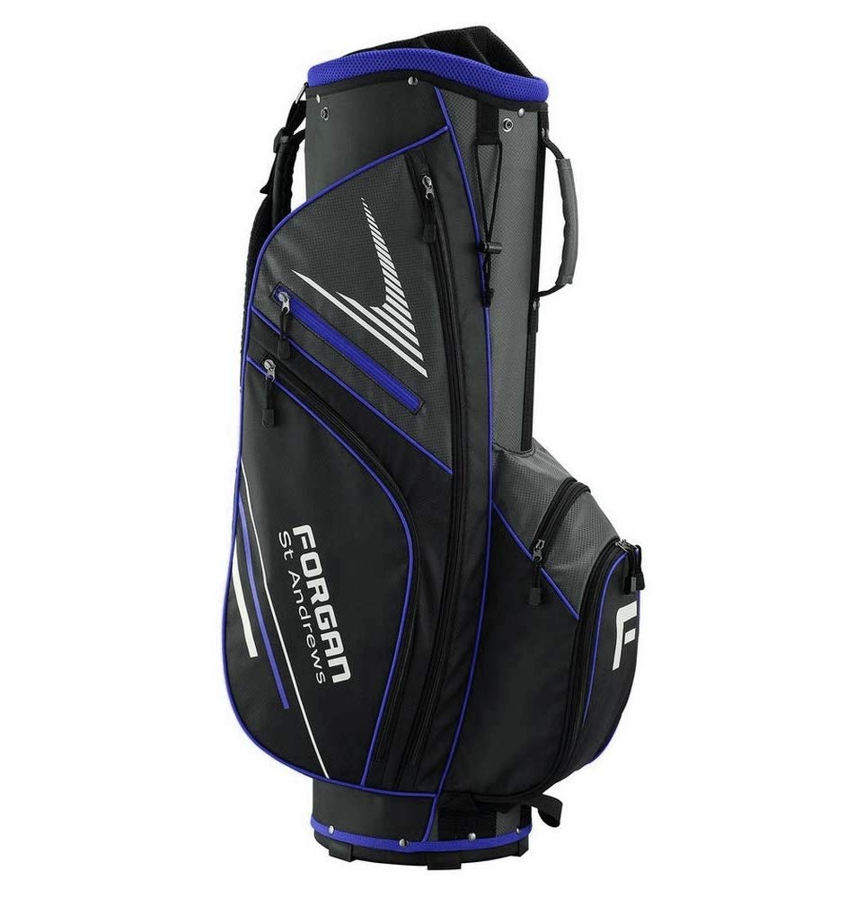 Amazon.com: Forgan of St Andrews Súper ligero bolsa de golf ...