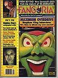 Fangoria Magazine 56 MAXIMUM OVERDRIVE Stan Winston UNDEAD STRIPPERS David Cronenberg THE THING POSTER August 1986 C