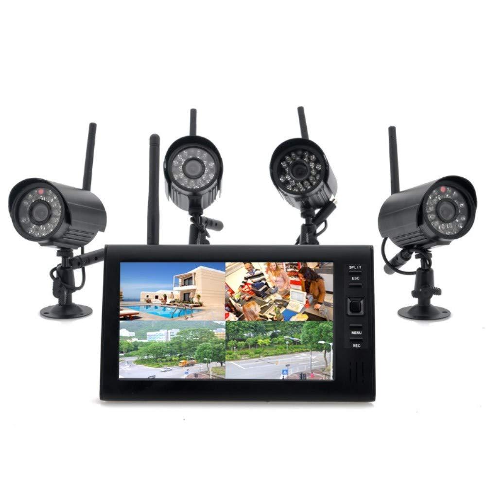 最上の品質な 4CHワイヤレスデジタルレコーダー+カメラ4台セット カメラ4台同時録画/4分割画面表示可能 B01D2QH9X4 暗視距離15m マイク内蔵で音声録音可能 FMTW8074 FMTW8074 暗視距離15m B01D2QH9X4, Peek-a-Boo:7f084421 --- a0267596.xsph.ru