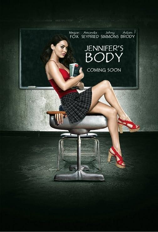 Jennifer's Body - Classic lesbian horror movie