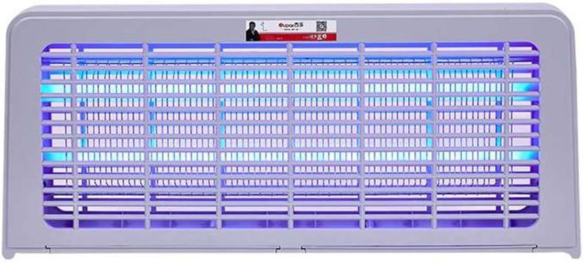 ZEMIN 電撃殺虫灯 蚊ランプ 昆虫のキラー 誘虫灯 フライト ラップ 放射線フリー レストラン 忌避剤、 3サイズ (Size : 64cm-8w)  64cm-8w