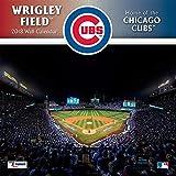 Chicago Cubs Wrigley Field 2018 Calendar