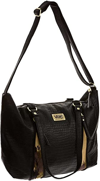 Vans Damen Tasche G Westerly Bag, Black, 30 x 12 x 35 cm