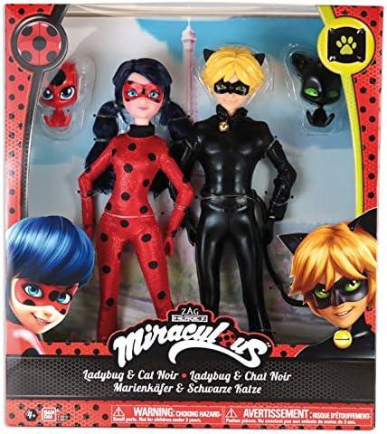 Amazon.es: Prodigiosa: Las aventuras de Ladybug - Pack 2 muñecas ...