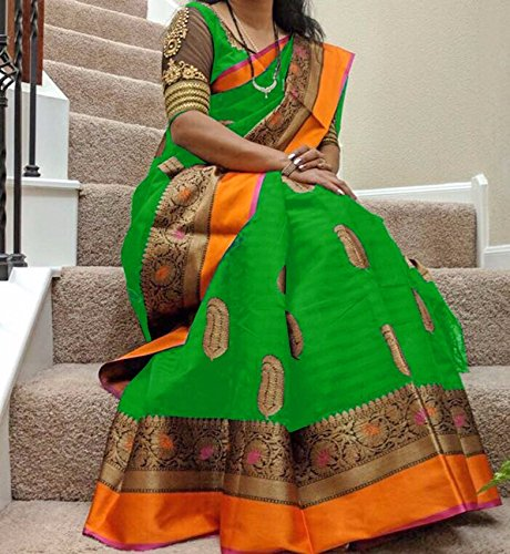 Harikrishnavilla Sarees for Women Latest Design Sarees New Collection 2018 Sarees below 1000 Rupees 500 Rupees Sarees for Women Partywear Latest Design Wedding Collection Sarees for Women below 500 Latest sarees for Women Party wear Offer Designer Sarees Saree Combo Sarees New Collection Today Low Price (Harikrishnavilla Women's Bhagalpuri Silk Saree With Blouse Piece)