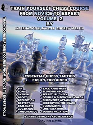 Vol.2 Train Yourself Chess Course From Novice to Expert