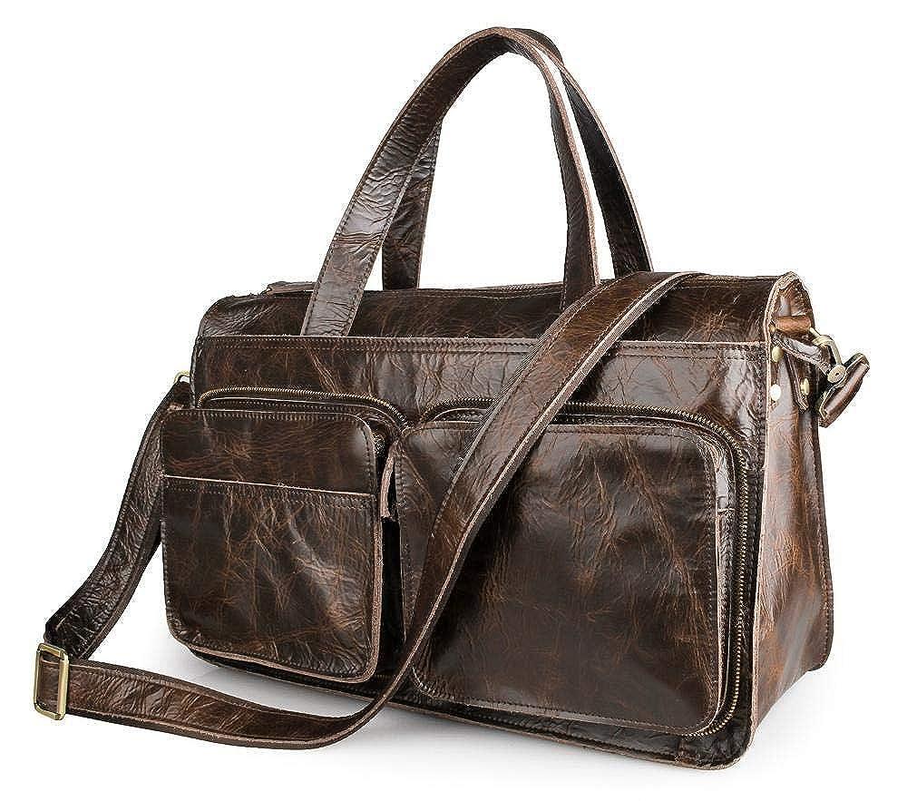 YangTrade アメリカンファッションメンズ包頭スタイルレザーメンズレトロバッグレザーバッグショルダークロスボディバッグ M B3 B07PGY36Q4