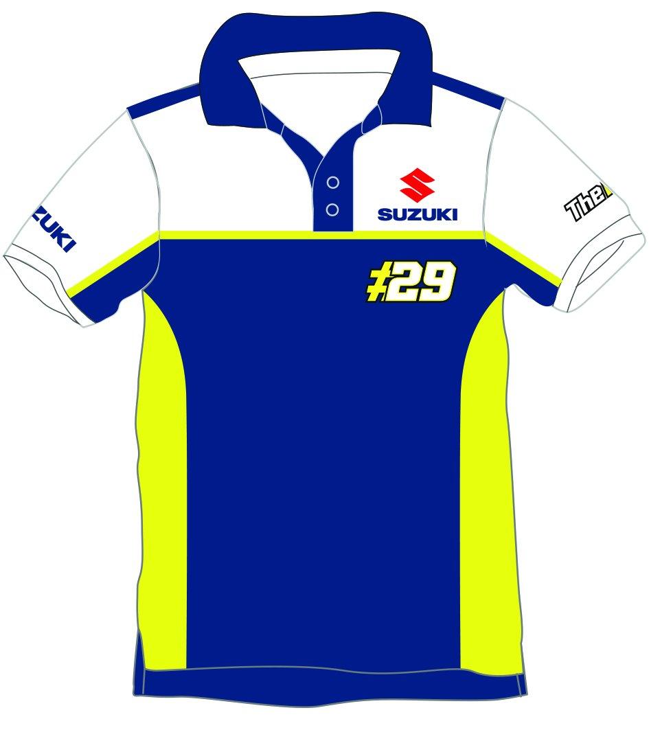 Polo hombre Suzuki Andrea Iannone 29