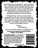 "2014 Oregon Rose : Blush Wine,""Booty Call"" 1 x 750"