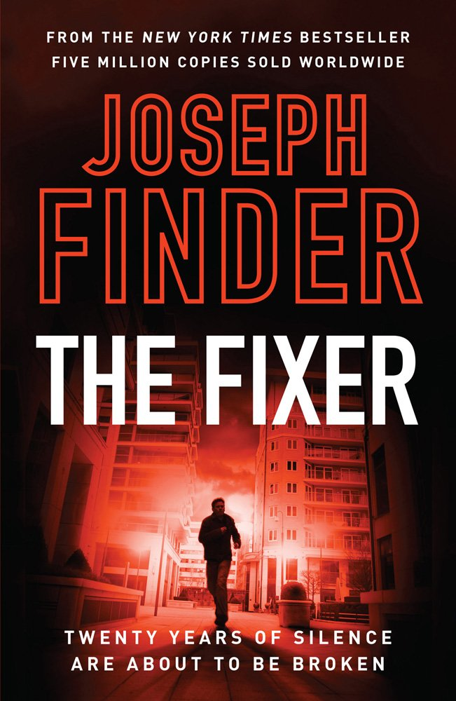 the fixer amazon co uk joseph finder books