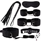 Guiseniour 15pcs Handcuffs Toys for Couples Kit