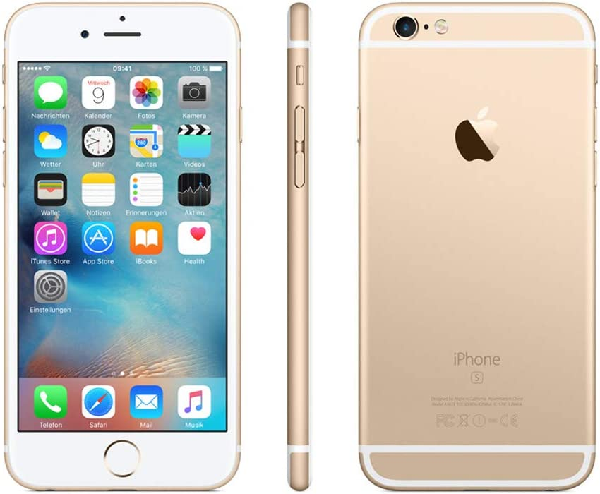 Apple iPhone 6s 16GB - Oro Rosa - Desbloqueado (Reacondicionado ...