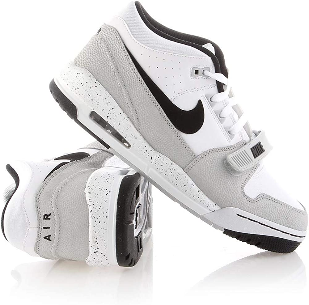 Nike Basket AIR ALPHALUTION 684716 101: