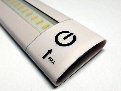 BARRA LED SLIM 100CM DIMMERABILE 24V 16W SMD3014 LUCE NATURALE ...