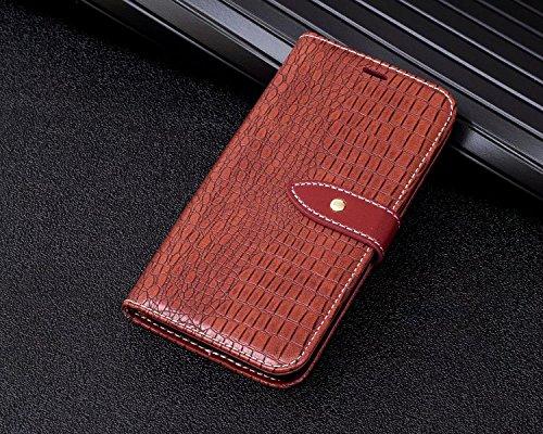 10 Apple Flip Iphone Silicone Morbido X Borsa X Cover Portafoglio Magnetico Rosso Stile iphone Di Custodia Protettivo azzurro Cuoio Pelle Lusso Ten Tpu Lemorry Per Affari E5qCvnY5