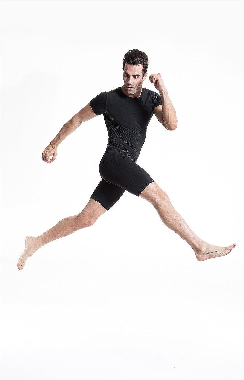 Royal Journey Mens Performance Compression Shorts