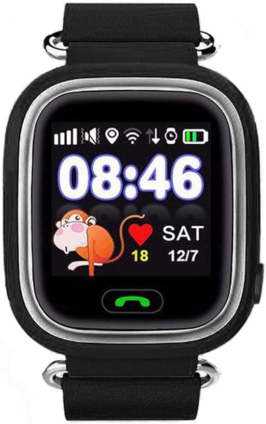 Morza Posicionamiento GPS del teléfono Reloj de 1,22 Pulgadas ...