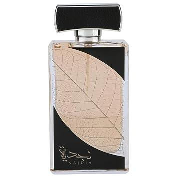 2cb365f2a Najdia Silver by Lattafa for Men – Eau De Parfum, 100ml: Amazon.ae ...